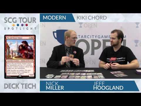 SCG Tour Spotlight - Kiki Chord with Jeff Hoogland