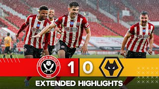 Sheffield United 1-0 Wolves | Extended Premier League Highlights | Egan Nets Epl Winning Goal
