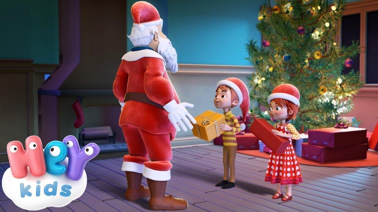 Papai Noel Musicas De Natal Infantil Heykids Youtube