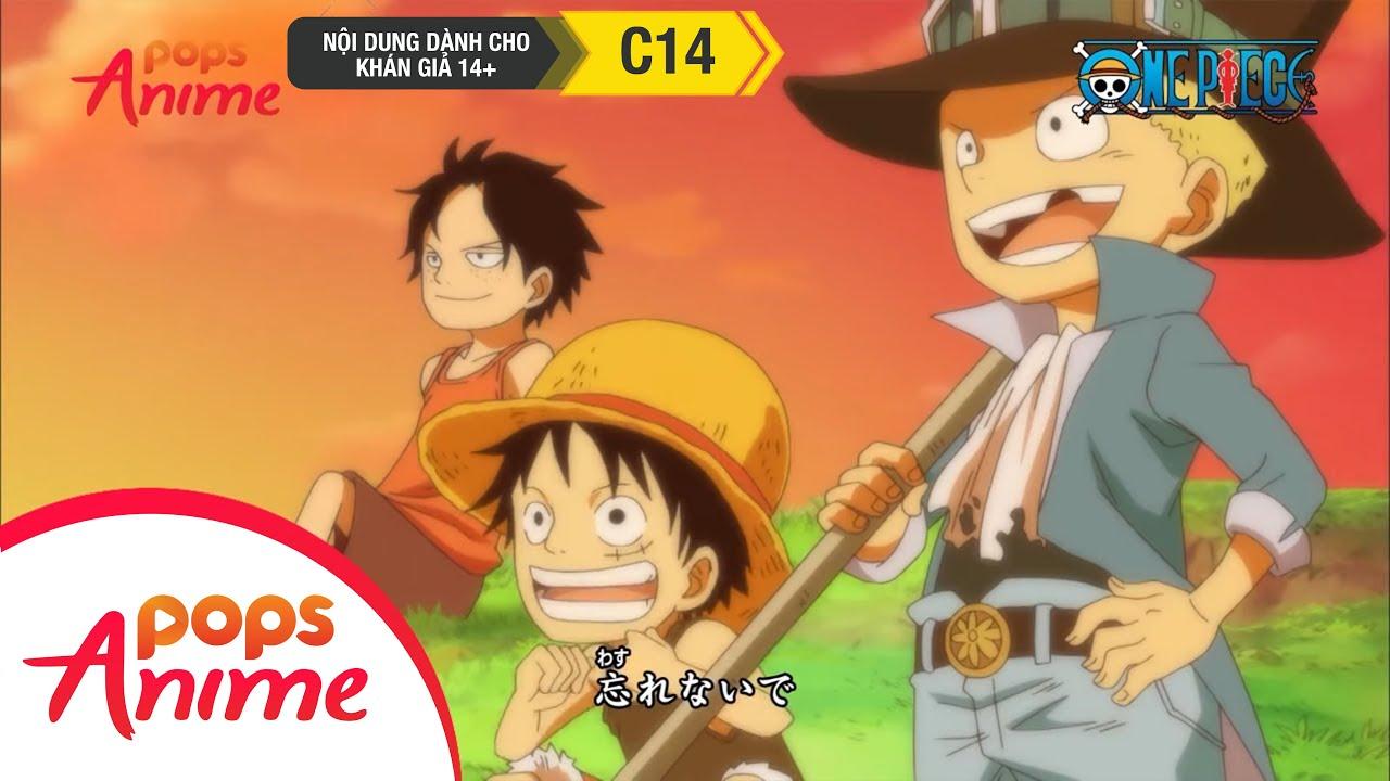 Nhạc Phim One Piece - Fight Together - Phim Đảo Hải Tặc - One Piece OST