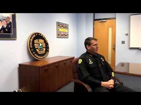 Orlando Police Chief John Mina 50 of 50 Orlando Political Observer