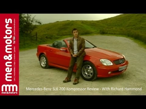 Mercedes-Benz SLK 200 Kompressor Review - With Richard Hammond (2000)