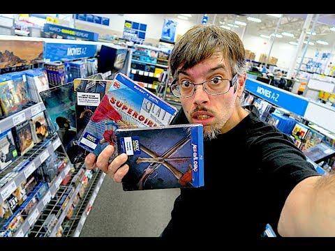 Hoarding Up  - Best Buy Steelbook Madness !!!