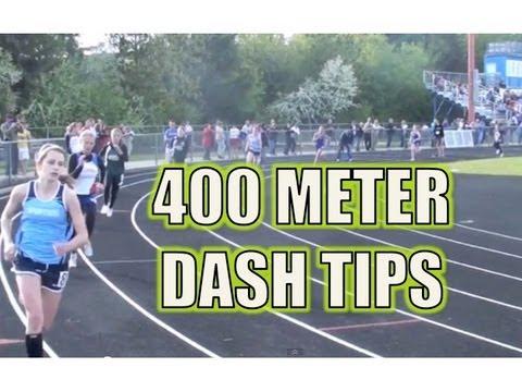 400 Meter Dash Tips