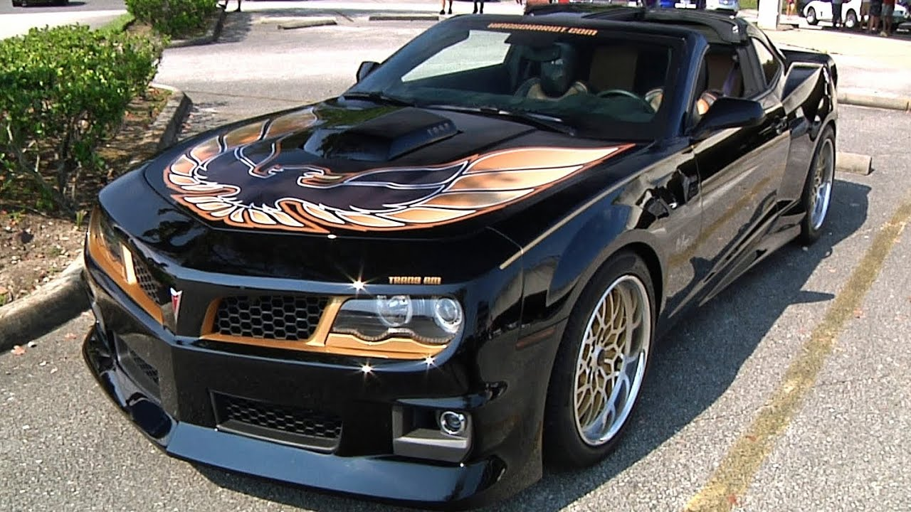 Hurst Trans Am Re-Imagined! - YouTube