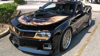 Hurst Trans Am Re-Imagined!