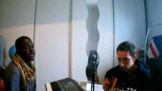Kevin Rudolf Gimme a sign cover