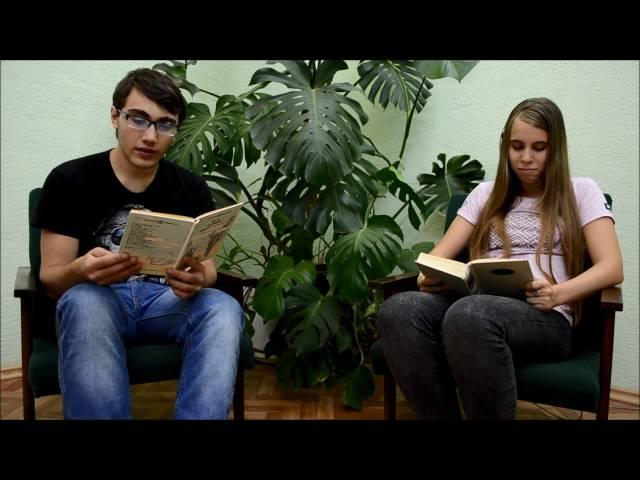 Изображение предпросмотра прочтения – ЕлизаветаГагарина читает произведение «Легкое дыхание» И.А.Бунина