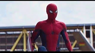Spider-Man Entry Scene – Captain America Civil War (2016) IMAX Movie CLIP [4K ULTRA HD]