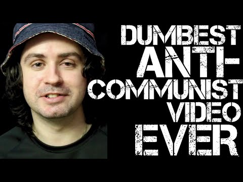 Anarchist Commentaries Episode 4: The Dumbest Anti-Communist Video Ever