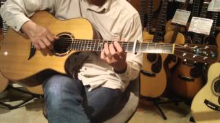 Dolphin Guitars - MORRIS S-106 Ver.Ⅲ Demo - Player 細川MASH