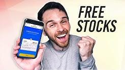WeBull - Opening 285 FREE Stocks