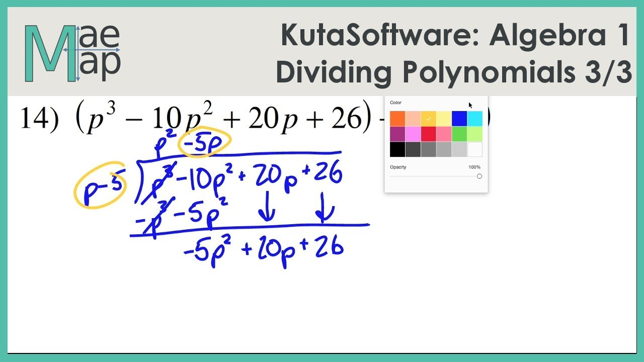 Divide Polynomial By Monomial Dividing Polynomial By Divide besides Alge 2 Multiplying Polynomials Worksheet Luxury Dividing moreover Dividing Mixed Numbers And Fractions How Do I Divide A Whole Number additionally Divide Polynomial By Monomial Dividing Polynomial By Monomial as well Multiplying Monomials And Polynomials Worksheet Math Multiplying And in addition Kuta  Algebra 1  Dividing Polynomials Part 3   YouTube moreover Division Of Polynomials By Monomials Worksheet Multiplying And additionally  in addition Alge 1 Worksheets   Monomials and Polynomials Worksheets likewise Polynomials Fractions Math Allgoodinfo Club Multiplying And Dividing in addition 15 Alge 2 Multiplying Polynomials Worksheet   AIAS as well subtracting polynomials worksheet – espace verandas likewise Dividing Polynomial Dividing Polynomials By Monomials Practice also multiplying polynomials worksheet – leonestarexpress as well  additionally PL 7  Dividing Polynomials   Simplifying   MathOps. on multiplying and dividing polynomials worksheet
