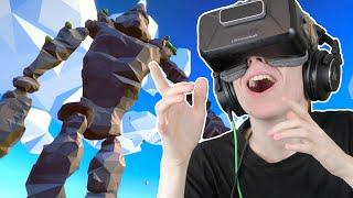 The Last Mountain: Oculus Rift DK2 - NOTICE ME SENPAI!