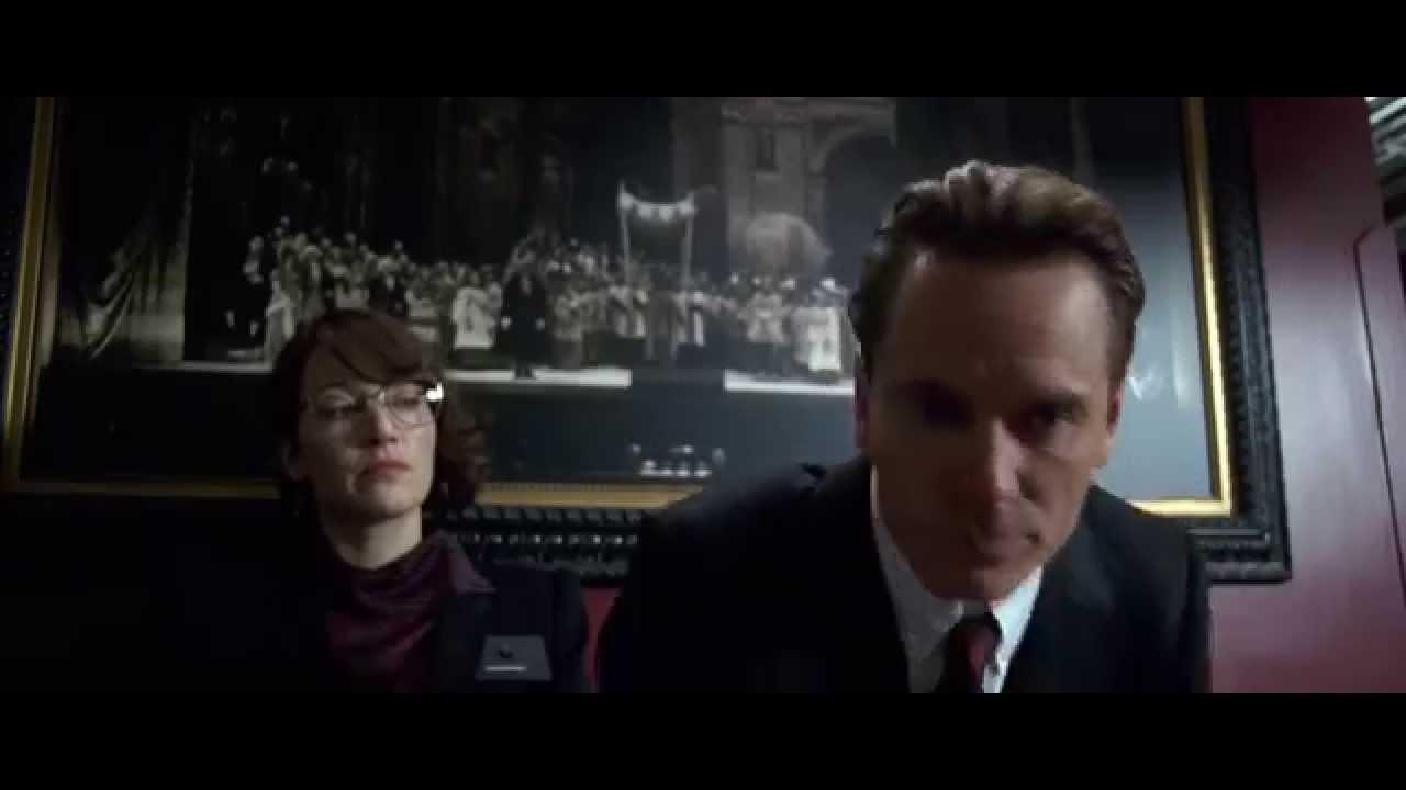 Русский трейлер Стив Джобс-  Trailer Steve Jobs, 2015