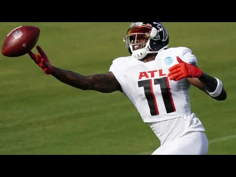Julio Jones Wants Out Of Atlanta Falcons, But To What NFL Team? The Answer Part One - Vlog