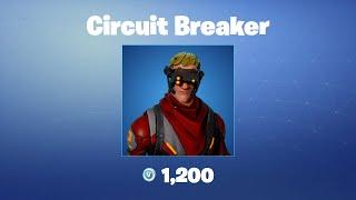Circuit Breaker   Fortnite Outfit/Skin