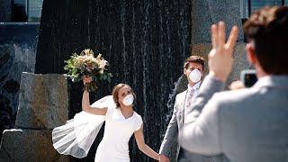 COVID-19 WEDDING