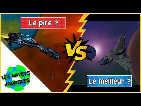 Versus - Épisode 1 : l'un des pires Space Operas vs l'un des meilleurs ?