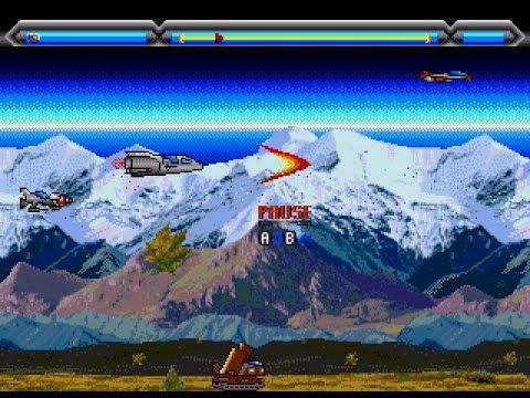 Star J1 для Sega Genesis