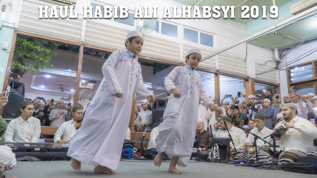 Download Si Kembar Zafin Lagi - Jalsah Gambus Haul Habib Ali Alhabsyi