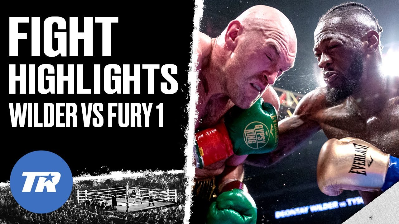 Wilder Vs Fury  Fight Highlights Wilder Vs Fury  Youtube