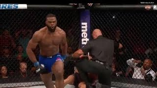 Robbie Lawler vs Tyron Woodley Full Fight UFC 201