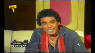 محمد منير ,, لما النسيم ,, برنامج ليلتي