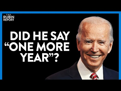 Biden's Bizarre Prediction & Media's Love of Cuomo Backfires | DIRECT MESSAGE | Rubin