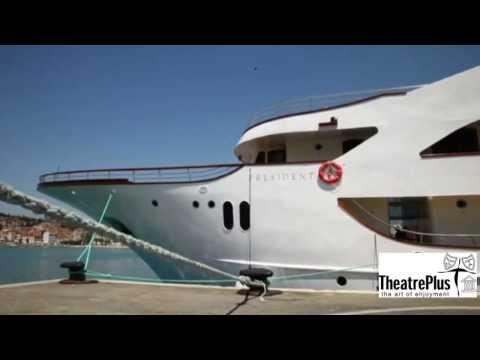 Katarina Line - Croatia Small Ship Cruises - Deluxe Category Ships