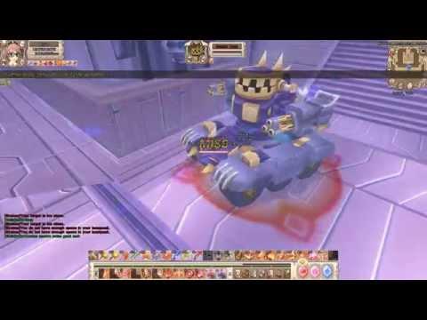 Mutated Sunken Mechanical Fortress - Warlord 1/2 Run