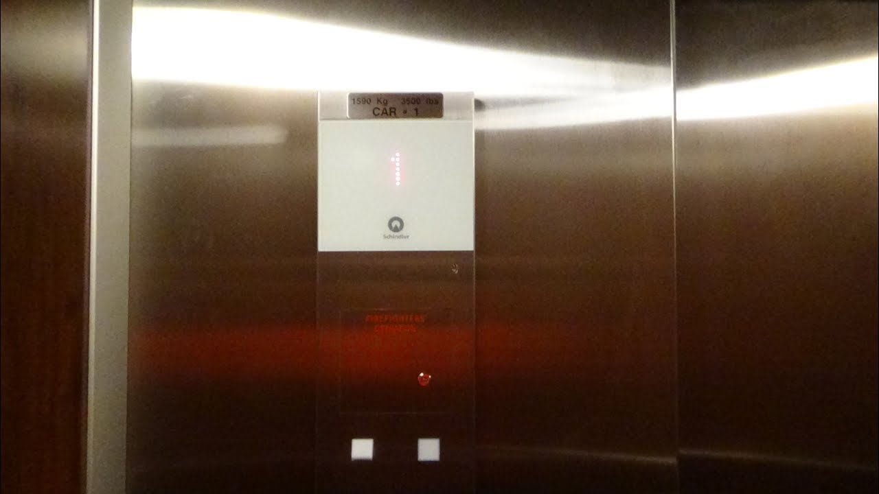 NEW Schindler 3300 Elevator at 100 Pinewood Ln, Warrendale, PA