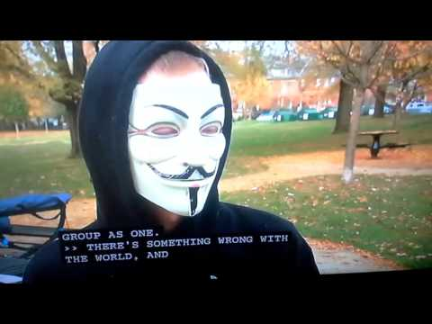 Anonymous Million Mask March Columbus Ohio news co