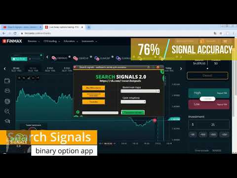 binary options trading signals video search