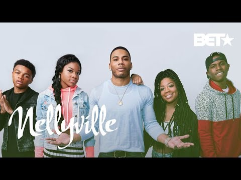 NELLYVILLE is coming to BET 11/25!