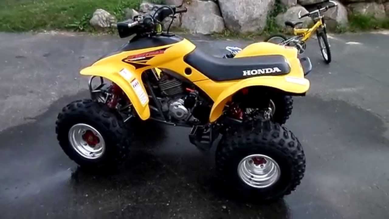 2003 Honda TRX 300EX 300 EX For Sale, Parting Out Only - YouTube