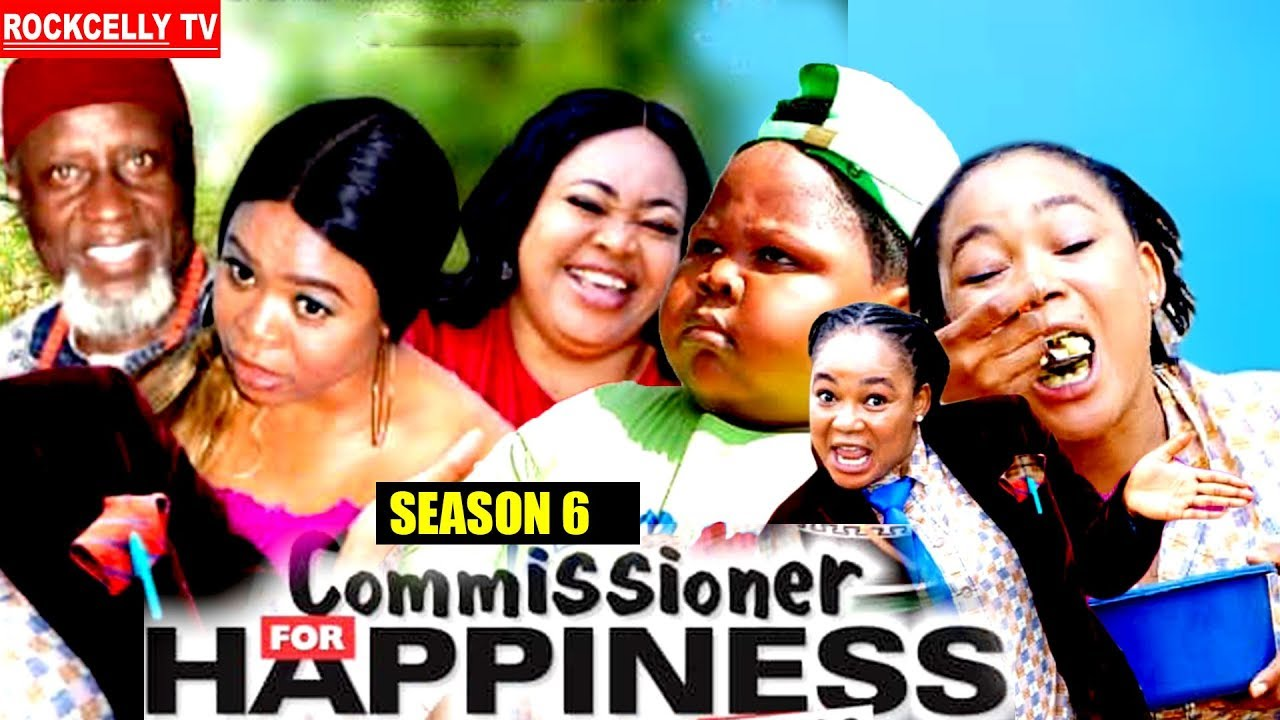 Download COMMISSIONER FOR HAPPINESS (SEASON 6) - RACHEAL OKONKWO Latest 2020 Nigerian Nollywood Movie Full HD