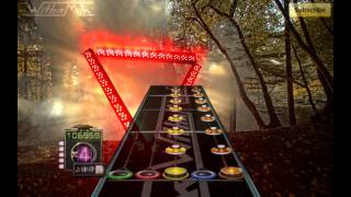 Guitar Hero 3: Enter Shikari - Sssnakepit (Chart 3 of AFFOC)