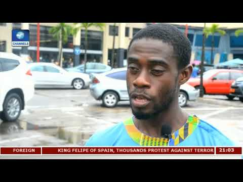 Douala Entrepreneur Develops Solar Powered Car Wash | Eco@Africa |