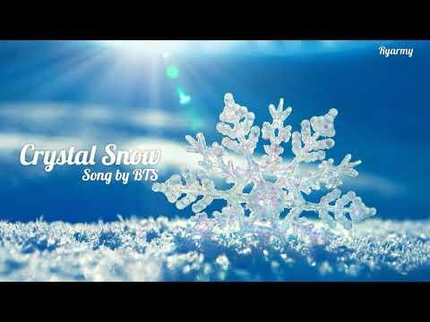 BTS - Crystal Snow [Indo Lirik]