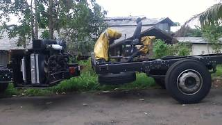 Mercedes benz bus chassis