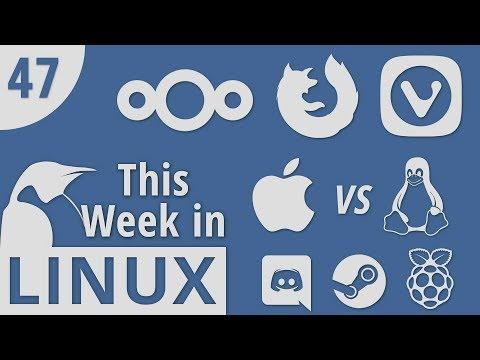 Episode 47 | This Week in Linux – TuxDigital