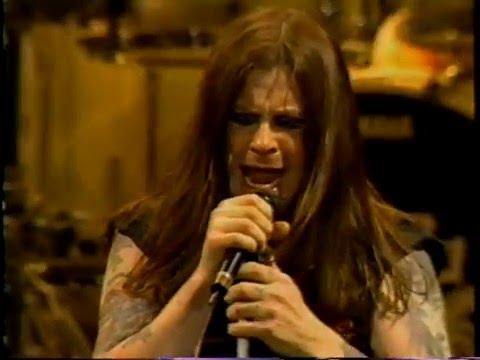 "OZZY OSBOURNE - ""Perry Mason"" at OzzFest 1996 (Live Video)"