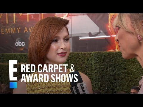 Ellie Kemper on What Kimmy Schmidt Would Be Like As a Mom | E! Live from the Red Carpet