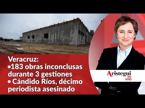 Aristegui en Vivo 23 de Agosto