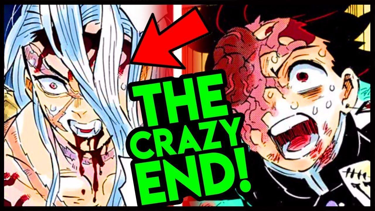 No One Saw This ENDING Coming! (Demon Slayer / Kimetsu no Yaiba Muzan Fight Conclusion)
