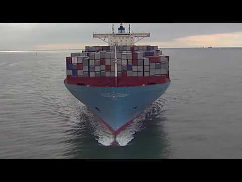 Maersk Line: Using the Internet of Things, Data, and Analytics to Change Their Culture and Strengthe