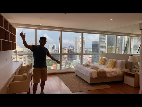 Singapore's Luxury Apartment Room Tour