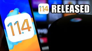 iOS 11.4 RELEASED | Amazing New Features
