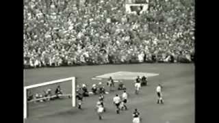 Чемпионат мира 1954. Уругвай - Венгрия